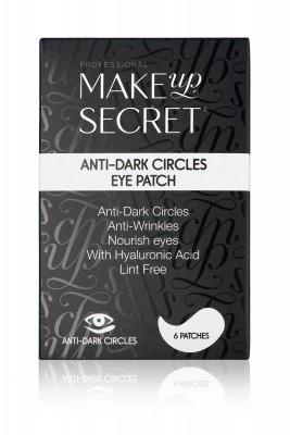 Патчи от темных кругов MAKE-UP-SECRET Anti-dark Circles Eye Patch 6 уп: фото