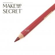 Карандаш для губ Lip Pencil  MAKE-UP-SECRET FL05: фото