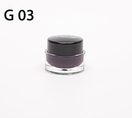 Подводка гелевая Long-wear Cream Eyeliner MAKE-UP-SECRET G03: фото
