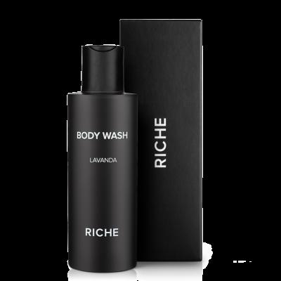 Успокаивающий гель для душа Riche Cosmetics Лаванда 250мл: фото