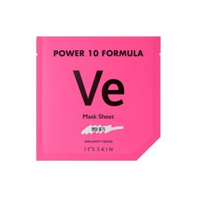 Тканевая маска It's Skin Power 10 Formula, питательная, 25мл: фото
