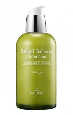 Эмульсия Балансирующая THE SKIN HOUSE Natural balancing emulsion 130 мл: фото