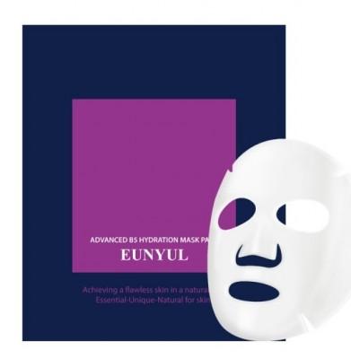 Тканевая маска увлажняющая EUNYUL Advanced b5 hydration mask pack 30мл: фото