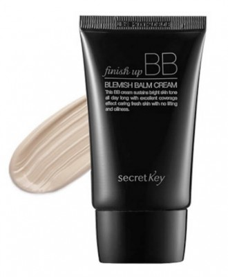 BB-крем матирующий SECRET KEY Finish Up BB-Cream: фото