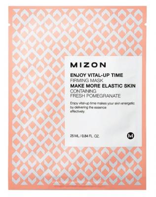 Тканевая маска укрепляющая MIZON Enjoy Vital-Up Time Firming Mask 25мл: фото