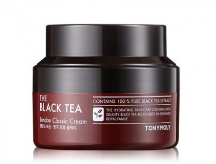 Крем для лица TONY MOLY The black tea london classic cream 60 мл: фото