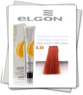 Крем-краска ELGON GET THE COLOR 6.44 темный блонд медный интенсивный – BIONDO SCURO RAME INTENSO, 100 мл: фото