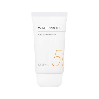 Солнцезащитный водостойкий крем для тела '18 MISSHA All Around Safe Block Waterproof Sun SPF50+/PA: фото