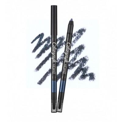 Автоматический карандаш для глаз MISSHA Colorgraph Eye Pencil Midnight Dream: фото