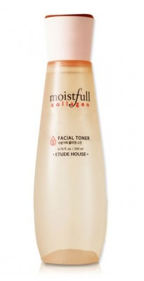 Тоник с коллагеном ETUDE HOUSE Moistfull Collagen Facial Toner: фото