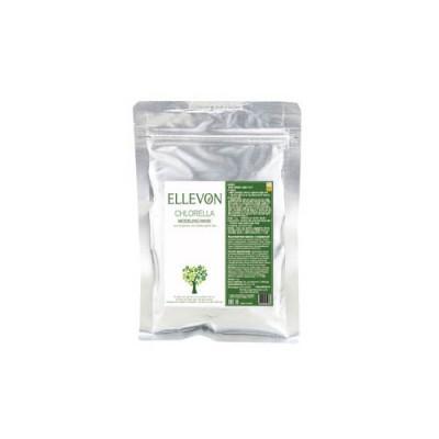 Альгинатная маска ELLEVON c хлореллой 1000г: фото