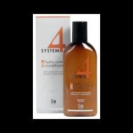 """Бальзам терапевтический """"H"""" для сухих и повреждённых окрашиванием волос SIM SENSITIVE System4 100мл: фото"""