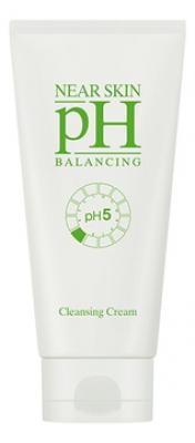 Очищающий крем для лица MISSHA Near skin pH Balancing Cleansing Cream 170 мл: фото
