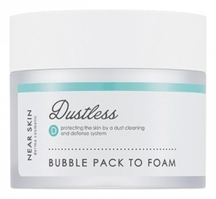 Маска Очищающая MISSHA Near Skin Dustless Bubble Pack To Foam 90 гр: фото