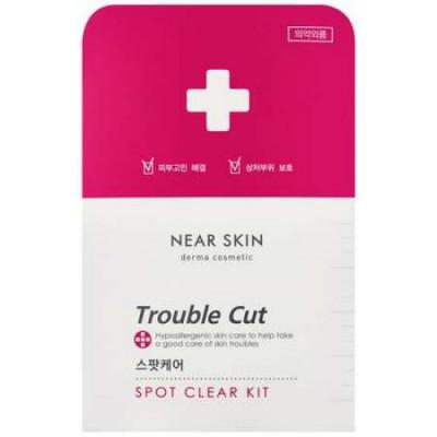 Маска для проблемной кожи MISSHA Near Skin Trouble Cut Spot Clear Kit: фото