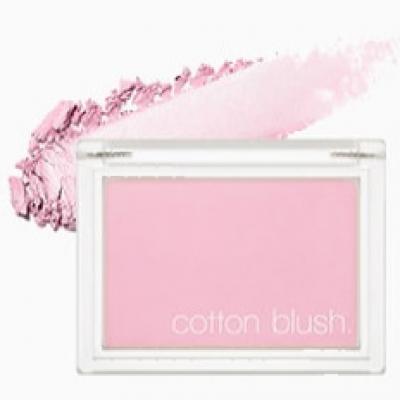 Румяна для лица MISSHA Cotton Blusher Lavender Perfume: фото