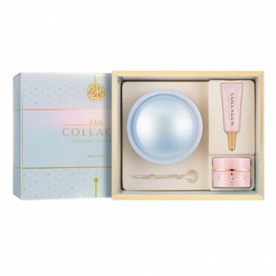 Крем-гель для лица с коллагеном MISSHA 24K Collagen Moisture Gel Cream 50 мл: фото