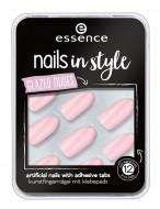 Накладные ногти на клейкой основе ЕSSENCE Nails In Style 08 розовый: фото
