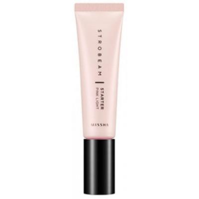Основа под макияж MISSHA Strobeam Starter Pink Light: фото