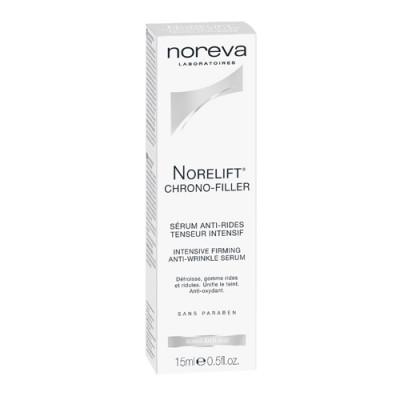 Сыворотка интенсивная против морщин Noreva Norelift Хроно-филлер 15 мл: фото