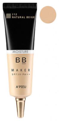 BB-крем увлажняющий A'PIEU BB Maker Moisture SPF30/PA++ Natural Beige: фото