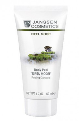 Крем-гель для пилинга Janssen Cosmetics Body Peel Eifel Moor 50 мл: фото