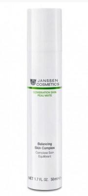 Концентрат регулирующий Janssen Cosmetics Balancing Skin Complex 50мл: фото