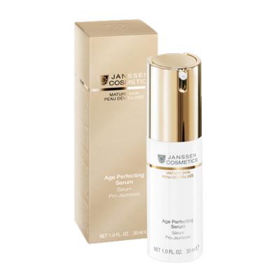 Сыворотка разглаживающая и укрепляющая Janssen Cosmetics Age Perfecting Serum 30 мл: фото