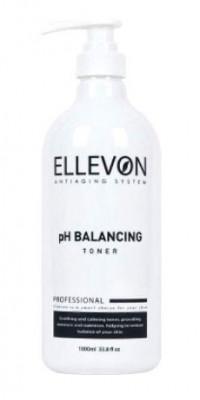 Тоник для регуляции pH баланса ELLEVON pH BALANCING TONER 1000мл: фото