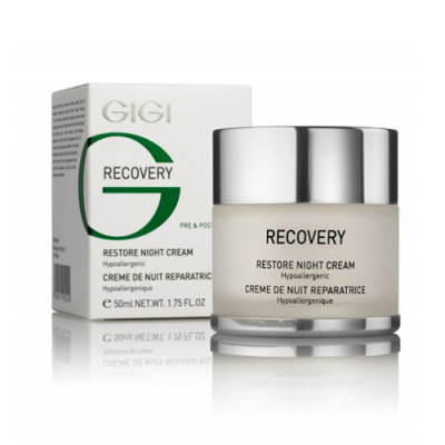 Крем ночной восстанавливающий GIGI Recovery Restore Night Cream 50 мл: фото