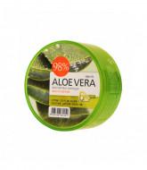Гель для тела успокаивающий Welcos Aloe vera Moisture Real Soothing Gel 300мл: фото