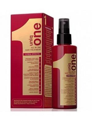 Спрей-маска для ухода за волосами Revlon Professional UNIQ ONE HAIR TREATMENT 150мл: фото
