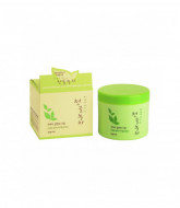 Крем очищающий Welcos Green Tea Fresh Cleansing Cream: фото
