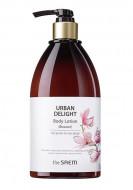 Лосьон для тела THE SAEM URBAN DELIGHT Body Lotion [Blossom] 400мл: фото