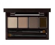 Отзывы Набор для макияжа бровей THE SAEM Eco Soul Multi Brow Kit 02 Gray Brown 3,8г
