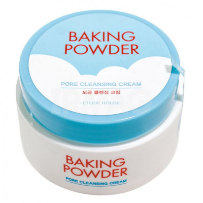 Крем с содойочищающий ETUDE HOUSE Baking Powder Pore Cleansing Cream 180мл: фото
