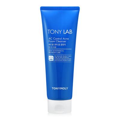 Пенка для умывания Tony Moly Lab Ac Control Acne Foam, 150 мл: фото