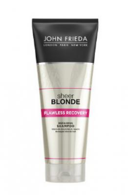 Восстанавливающий шампунь для окрашенных волосJohn Frieda Sheer Blonde FLAWLESS RECOVERY 250 мл: фото