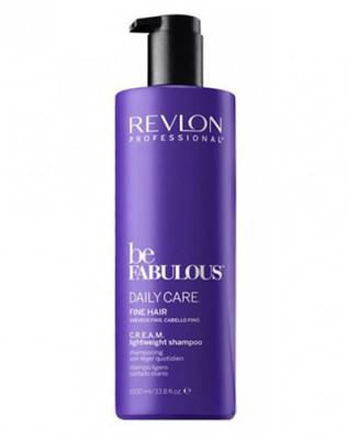 Шампунь ежедневный уход для тонких волос Revlon Professional BF D. FINE CREAM SHAMPOO 1000мл: фото