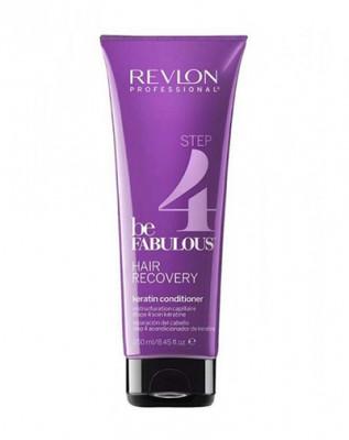 Кондиционер с кератином Шаг4 Revlon Professional BF RECOVERY STEP 4 250мл: фото