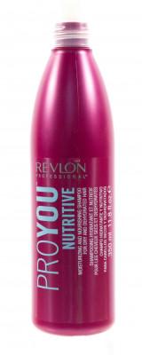 Шампунь увлажняющий Revlon Professional PROYOU NUTRITIVE 350 мл: фото