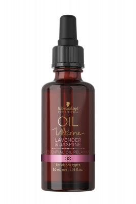 Масло эфирное успокаивающее Schwarzkopf Professional Oil Ultime Essential Oil Relaxing 30 мл: фото