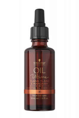 Масло эфирное тонизирующее Schwarzkopf Professional Oil Ultime Essential Oil Energizing 30мл: фото