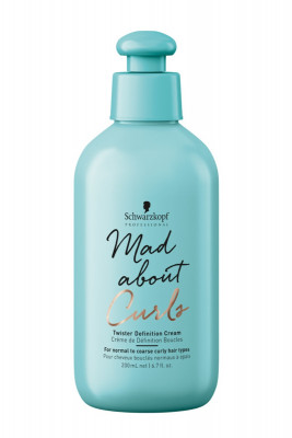 Крем Текстурирующий для волос Schwarzkopf Professional Mad About Curls Twister Definition Cream 200мл: фото