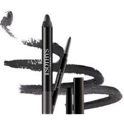 Набор карандаш + тени SOTHYS Smoky eyes серебристо-серый: фото