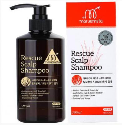 Шампунь от выпадения волос Gain Cosmetic Mstar Rescue Sclap Shampoo 500мл: фото