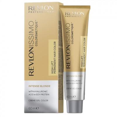Краска для волос с максимальным эффектом осветления Revlon Professional REVLONISSIMO Intense Blonde 1231 60мл: фото