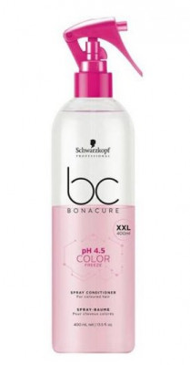 Спрей-кондиционер Schwarzkopf professional Bonacure pH 4.5 Color Freeze 400 мл: фото