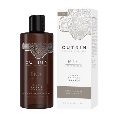 Шампунь для увлажнения кожи головы CUTRIN BIO+ HYDRA BALANCE 250 мл: фото