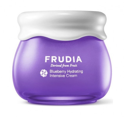 Крем интенсивно увлажняющий с черникой Frudia Blueberry Intensive Hydrating Cream 55 г: фото
